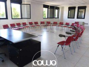 Spazio formazione, corsi ed eventi in Coworking Cowo a Novate Milanese